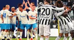 Zenit vs Juventus EN VIVO Champions League