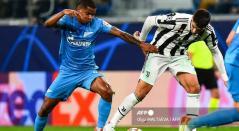 Zenit vs Juventus por Champions 21/22