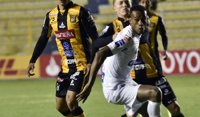 Jonathan Copete, Santos