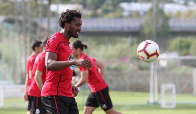 Didier Moreno - La Coruña