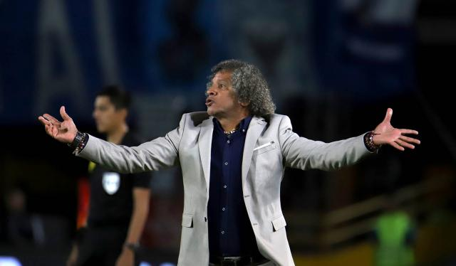 Millonarios 2020 - Alberto Gamero