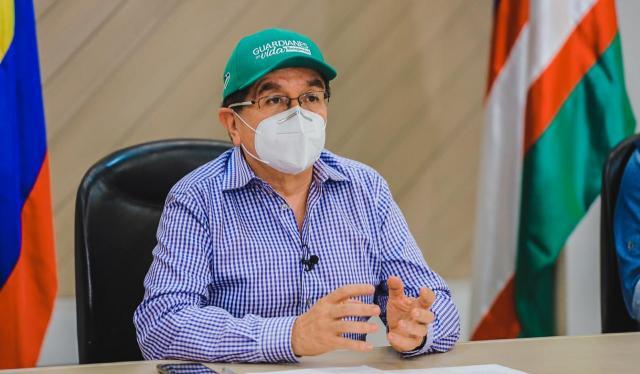 El ministro de Salud hizo una revisión de los planes de acción ante la epidemia de coronavirus en el Valle.