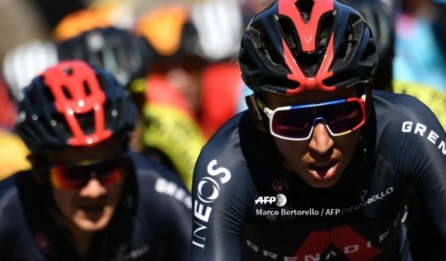 Egan Bernal - Tour de Francia