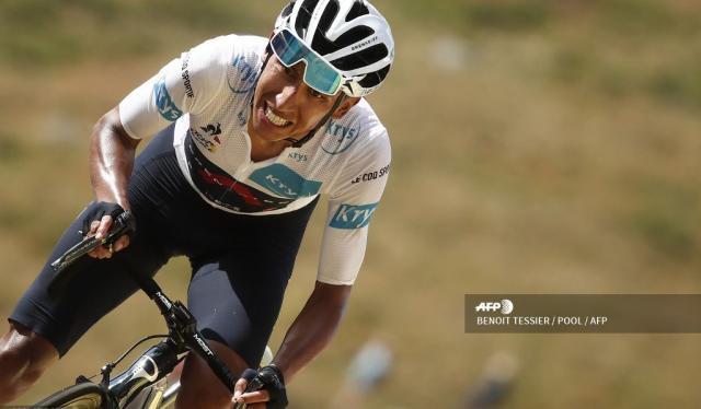 Egan Bernal - Tour de Francia 2020