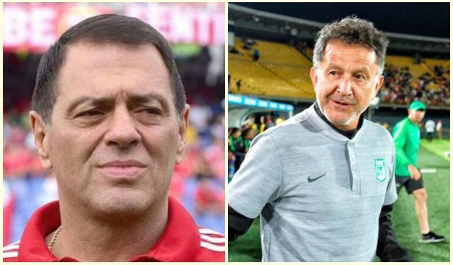 Tulio Gómez y Juan Carlos Osorio