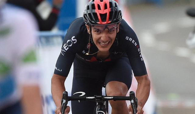 Richard Carapaz, Vuelta a Suiza 2021