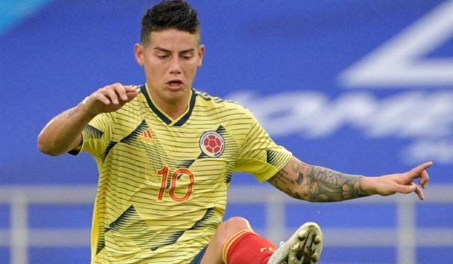 James Rodríguez, Selección Colombia hoy