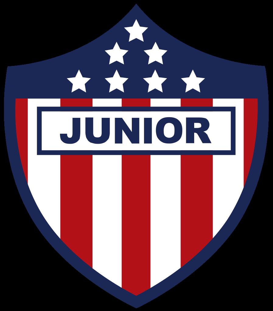 Escudo del Junior de Barranquilla